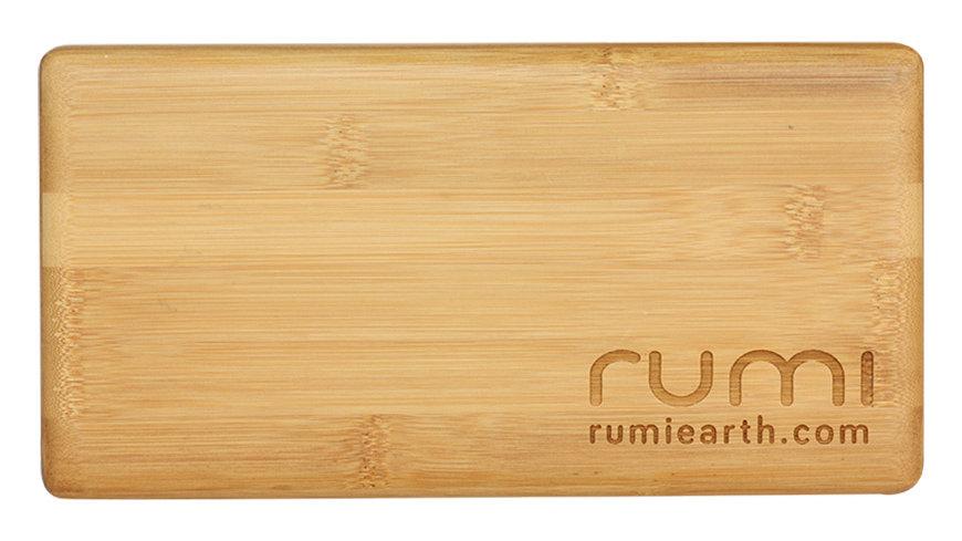 Rumi Yoga Block Mini – Bamboo