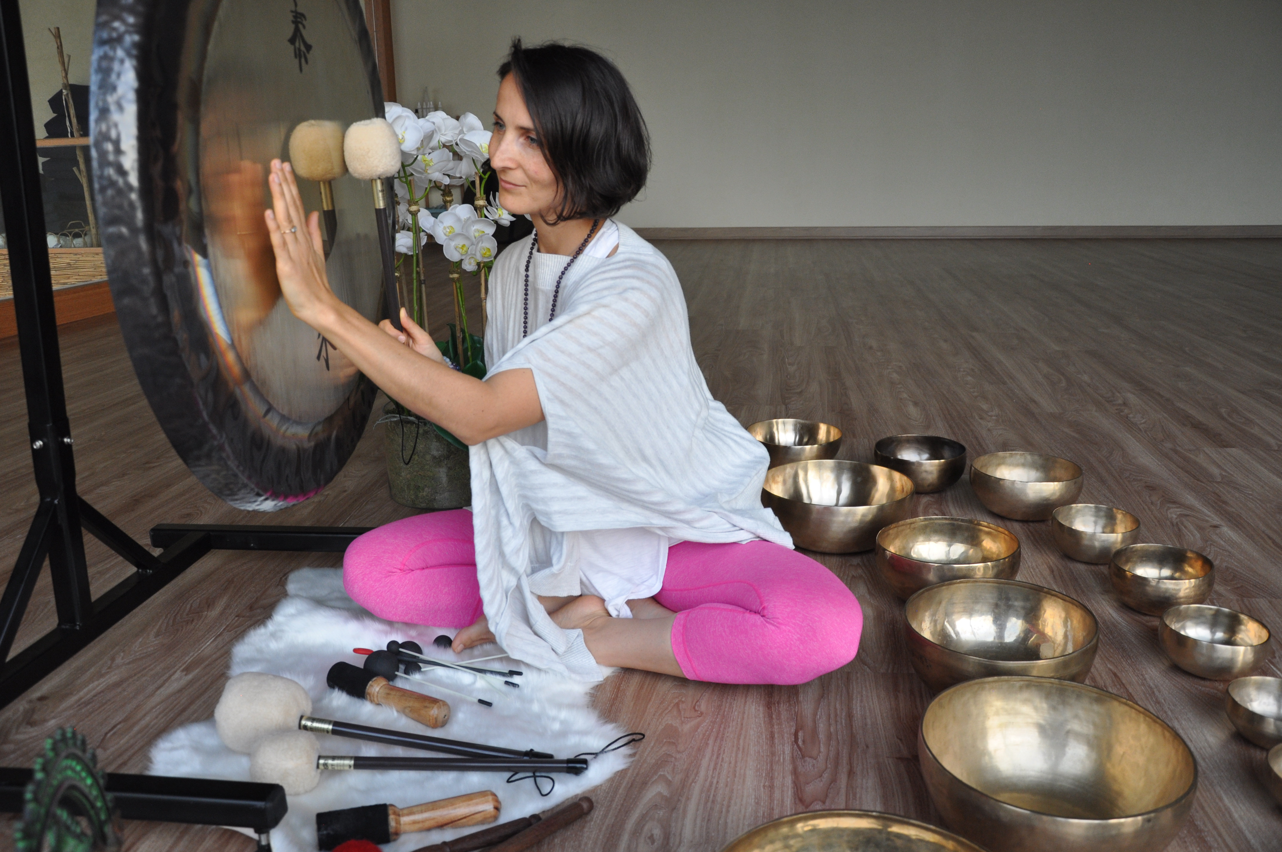 Private 1:1 Sound Healing