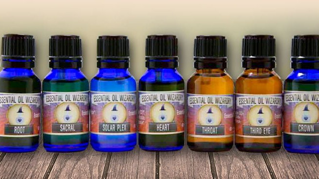 Essential Oil Wizardry TRINITY BLEND 5mL