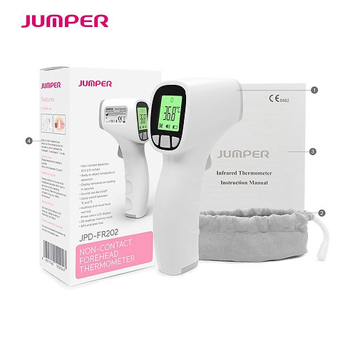 Jumper Non Contact Infrared Thermometer - JPD-FR202