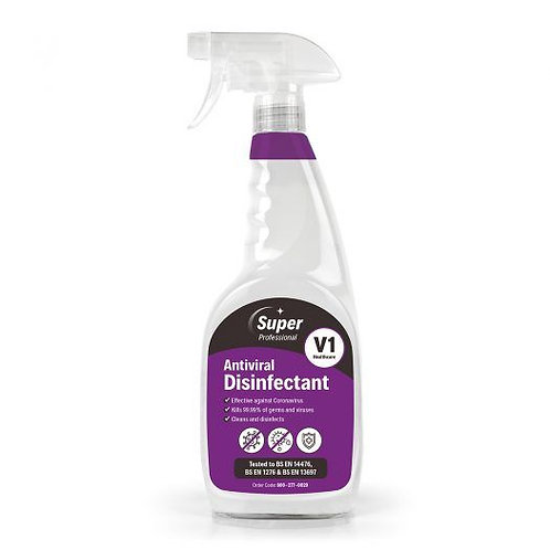 Super Ready to Use Anti Viral Disinfectant 750ml