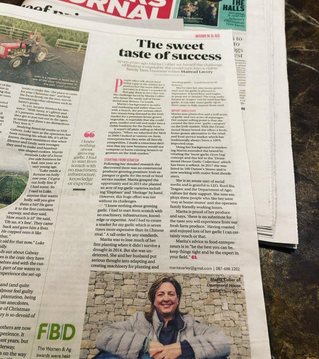 The Farmers Journal - Women in Agriculture