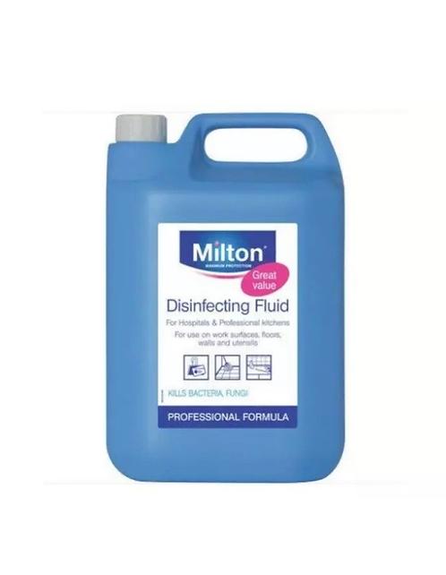Milton Professional Disinfecting Fluid 5 Litre