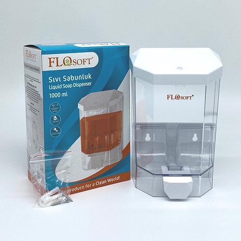 Refillable Hand Sanitiser Gel Dispenser