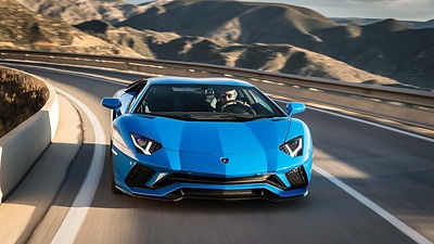 Lamborghini Aventador S FL