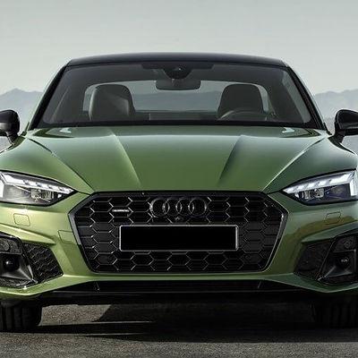Audi A5 8W Facelift