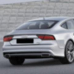 Audi A7 4G Facelift