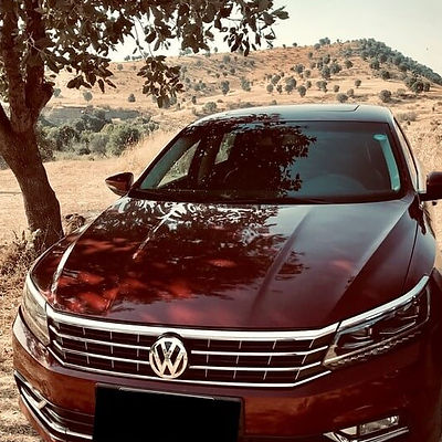 VW Passat B8 Facelift