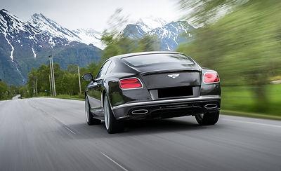 Bentley Continental GT II gen
