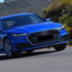 Audi A7 4K