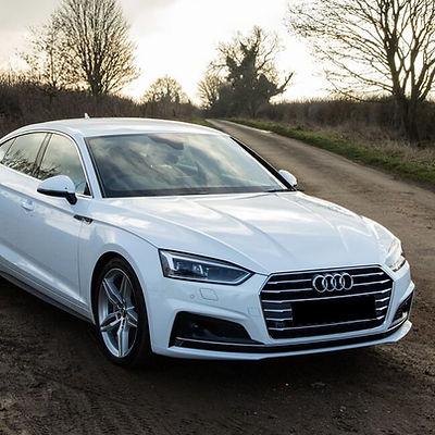 Audi A5 8W