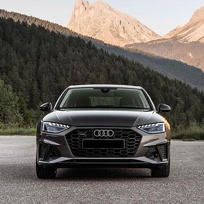 Audi A4 8W Facelift