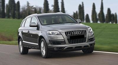 Audi Q7 4L Facelift
