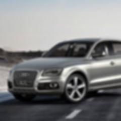 Audi Q5 8R Facelift
