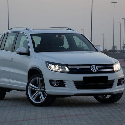 VW Tiguan 5N