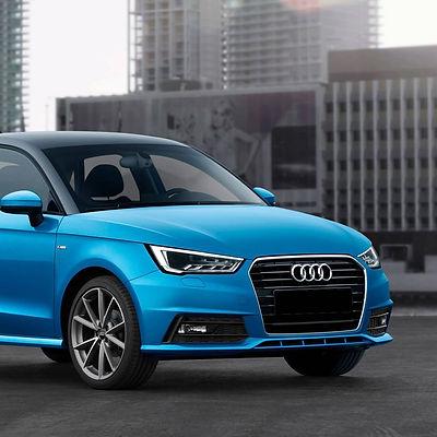 Audi A1 8X Facelift