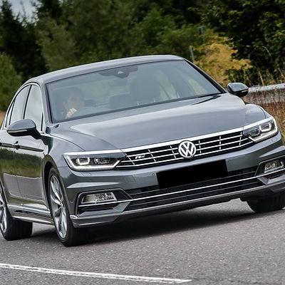 VW Passat B8 Redesign