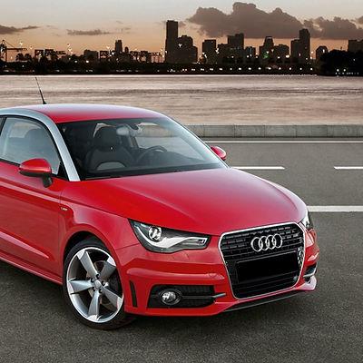 Audi A1 8X
