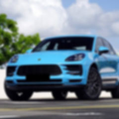 Porsche Macan FL