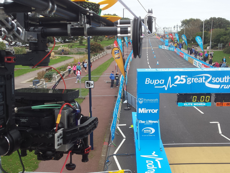 The BUPA 25th Great South Run