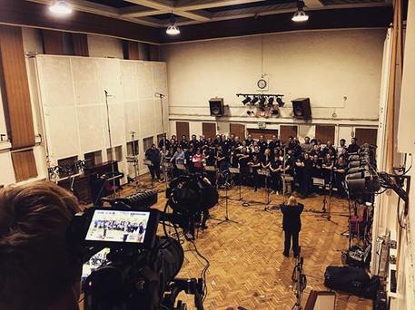 An amazing day _abbeyroadstudios today!