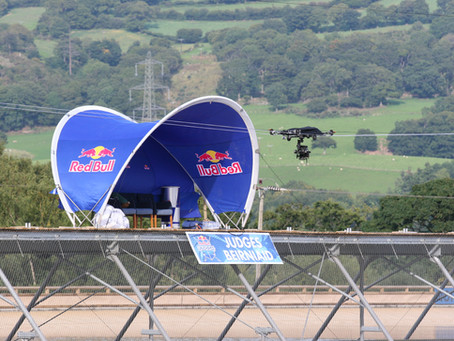 Red Bull Unleashed - 300m cable-cam