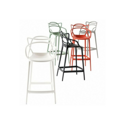 Chaise bar Masters Kartell