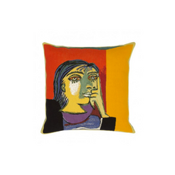 Coussin Picasso Pansu