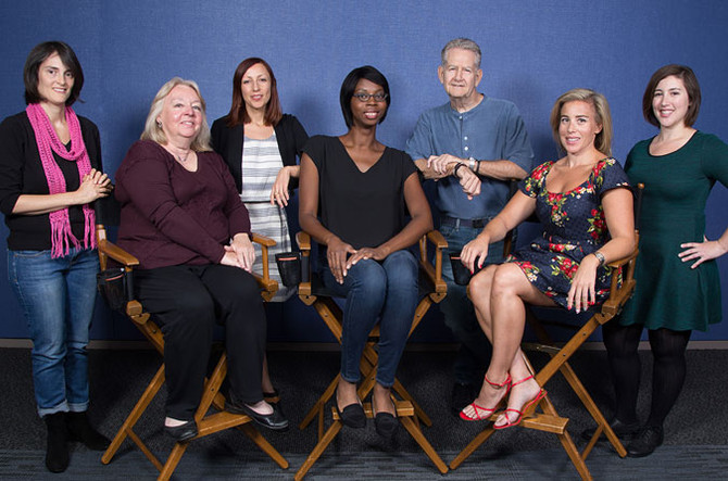 Congratulations WGAW Feature Access Project Honorees!