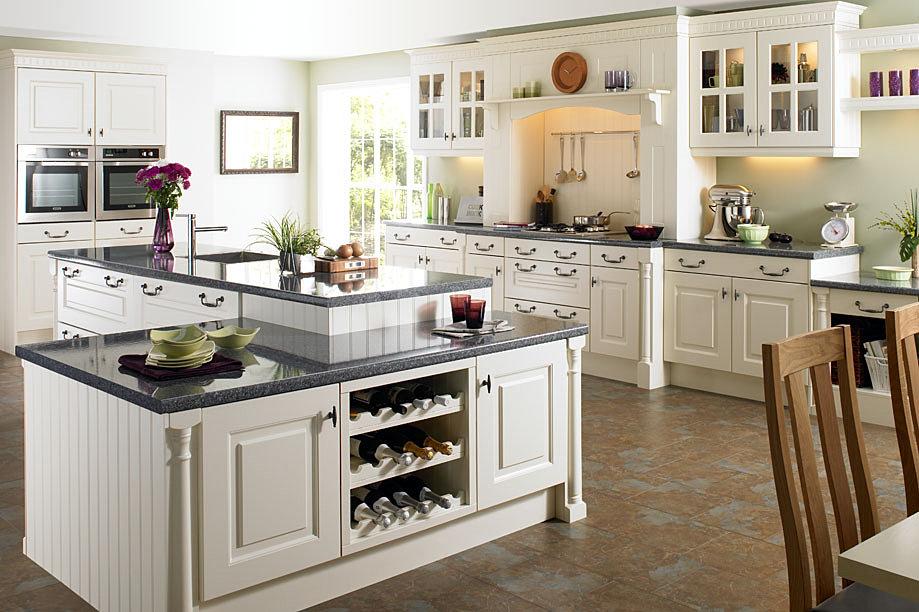 Kitchens In Stoke Express Kitchens | Denstone Bridge Ivory