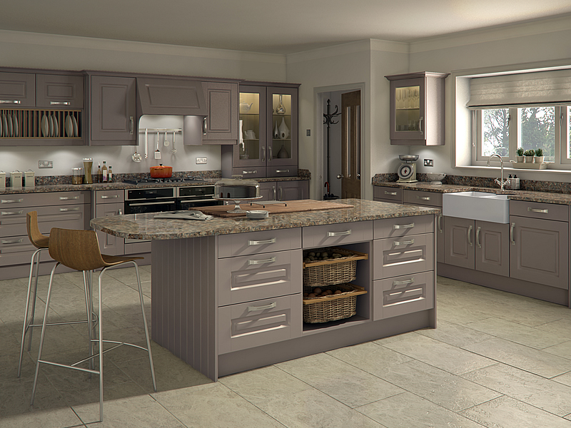 Kitchens In Stoke | Fitted Kitchen | Kitchen Design | Express Kitchens