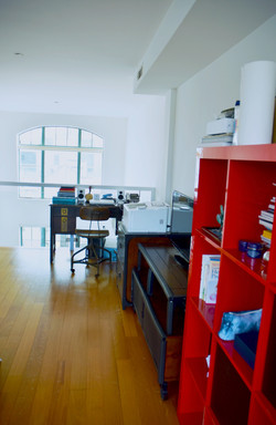 Loft Family Room/Office