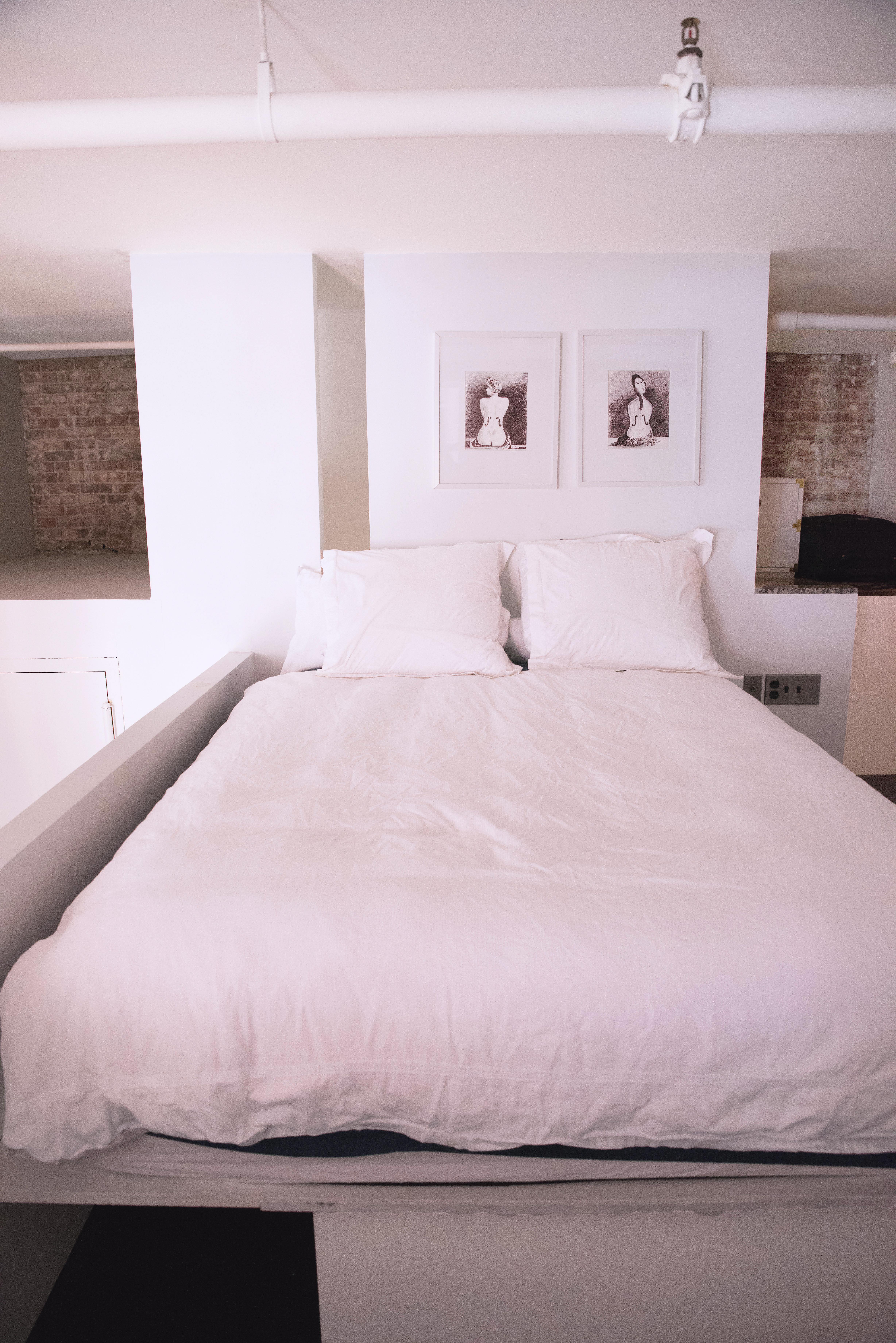 35 MERCER 2E | LOFT BEDROOM