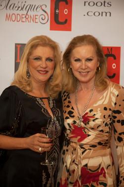 Lillian Heidenberg & Elga Wimmer