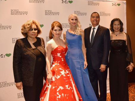 OVATION: NYC MISSION SOCIETY'S CHAMPIONS FOR CHILDREN GALA 2017
