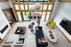 Great Room - Virtually Staged