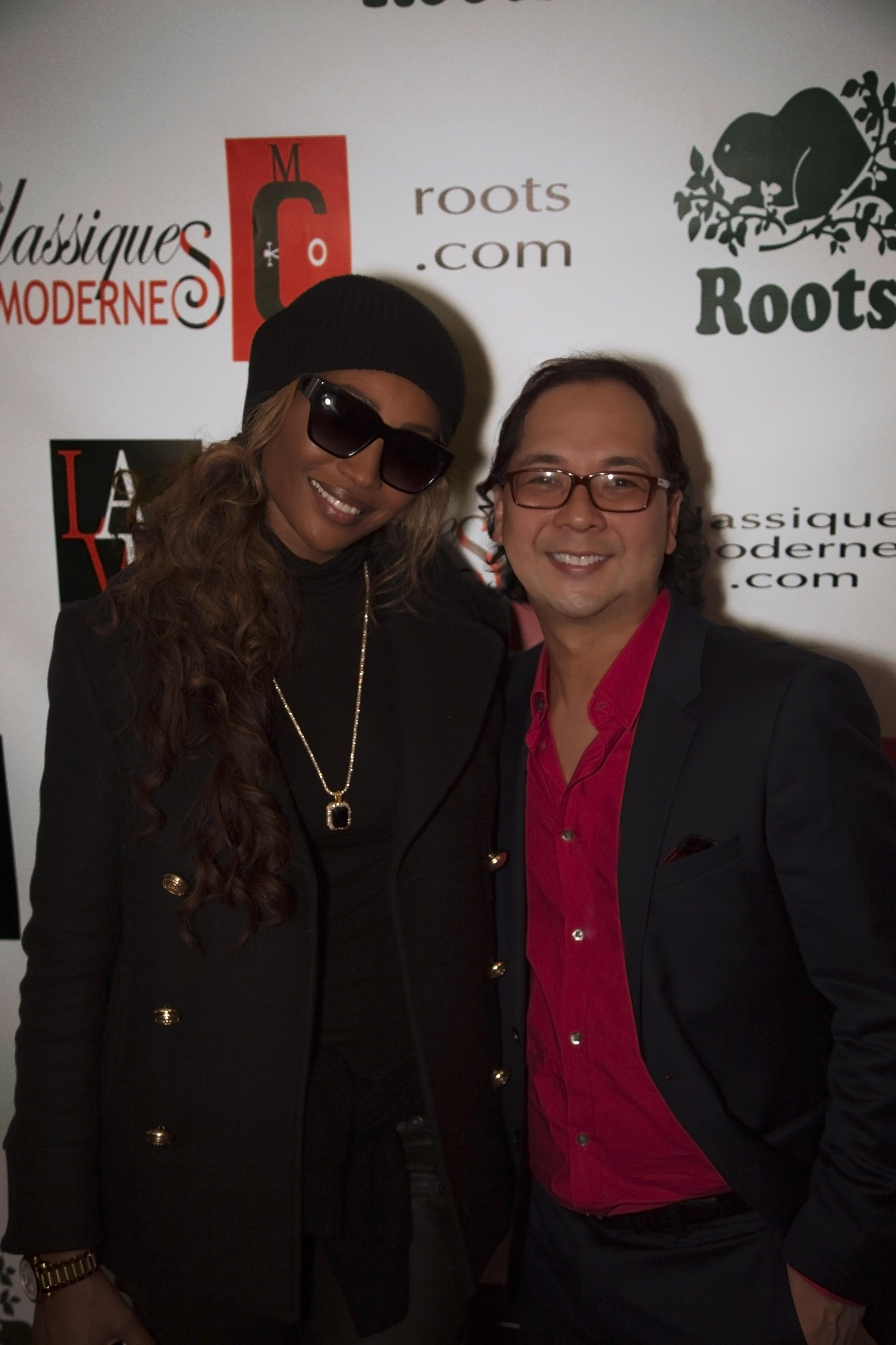 Cynthia Bailey & Loy Carlos