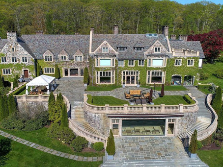 ICONIC AMERICAN CASTLE LISTED FOR $14 MIL