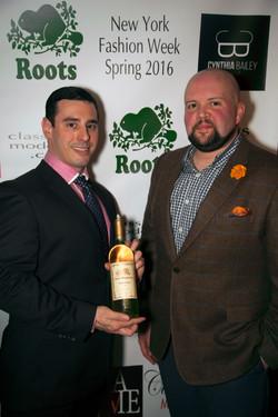 Colin McGlone & Rich Dorney