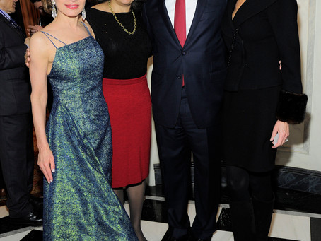 New York City Mission Society Kicks Off Annual Gala