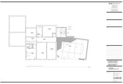 Proposed Interior Pool Plan