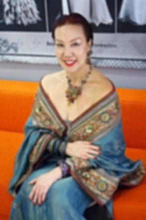 Sue Wong at Classiques Modernes