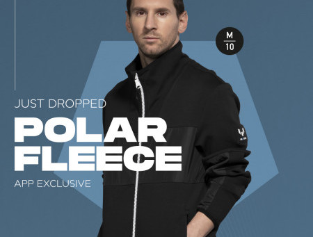 The Messi Store by Leo Messi Celebrates the Launch of Their New Application