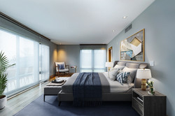 Second Bedroom - virtually staged