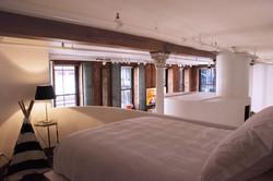 35 MERCER 2E | LOFT BEDROOM VIEW
