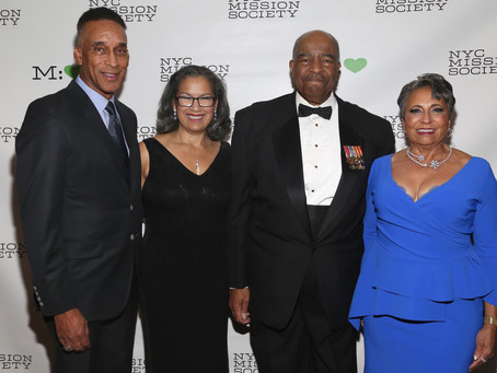 NYC MISSION SOCIETY HOLDS 2018 CHAMPIONS FOR CHILDREN GALA