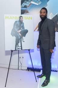 John David Washington's Cover Party to Celebrate Manhattan Magazine's Men's Issue produc