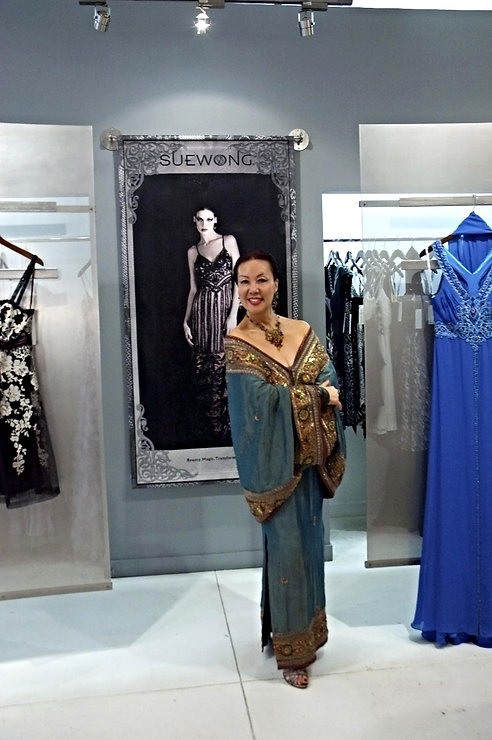 Sue Wong at Classique Modernes