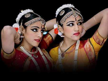 MILLENNIAL KAPOOR TWINS MELD JAZZ AND TRADITIONAL INDIAN DANCE AT BRIDGEFEST 2017