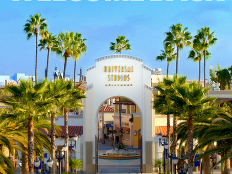 Universal Studios Hollywood Now Re-Open!